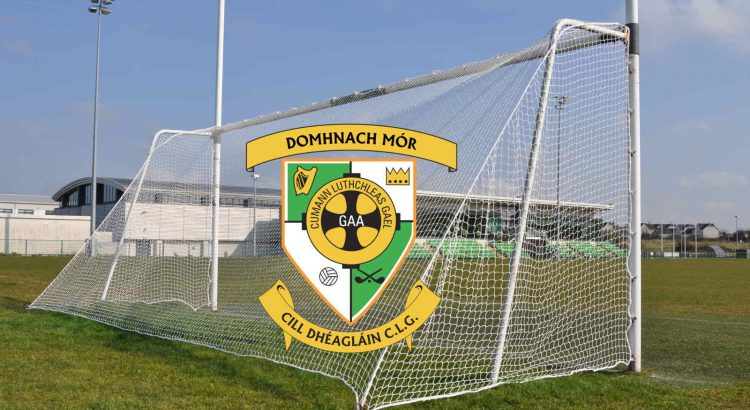 Donnaghmore crest