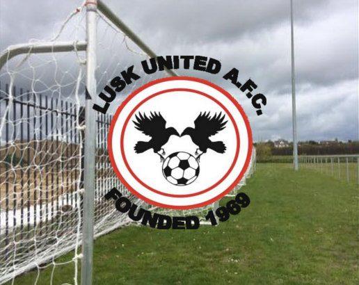 Lusk United logo